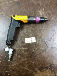 Atlas Copco Lum 22 Hr12 370 Pnuematic Hex Drive With Dynaswivel Free Shipping C6