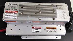 Spellman High Voltage Ac Chassis Assembly X3406