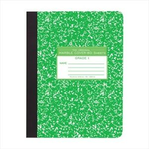 Roaring Spring Hard Cover Composition Books 97225