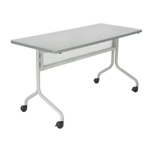 Safco Impromptu Mobile Training Table 2066grslkit