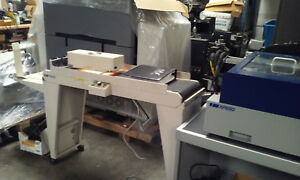 Rena Tb499 Conveyor With Dryer And Catch Tray