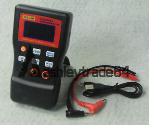 Autoranging Lc Meter New 0 001uh To 100h 0 01pf To 100mf 1 Accuracy 5 digit
