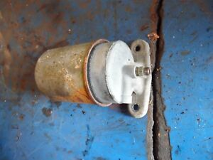 Allis Chalmers Styled Wc Gas Farm Tractor Engine Oil Element