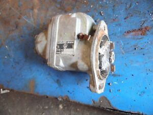 Allis Chalmers Styled Wc Gas Farm Tractor Magneto doesn t Fire as Is