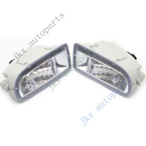 Pair Front Bumper Fog Driving Light Lamp For Toyota Land Cruiser Lc100 1998 2007