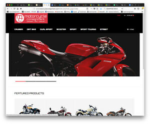 Website For Sale Motorcycleconsignment com