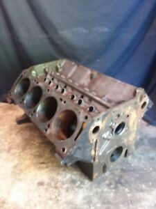 1960 Ford Thunderbird Fe 352 390 Engine Block 051728 1959 1958 Can Be Shipped