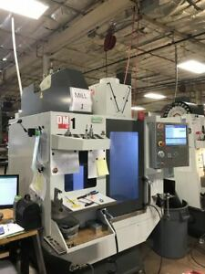 2016 Haas Dm 1 Vertical Machining Center Cnc Ref 7794264