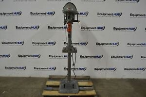 Delta Milwaukee 14 Floor Model Vintage Drill Press
