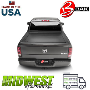 Bak Vortrak Retractable Tonneau Cover For 2015 2018 Ford F 150 5 7 Bed