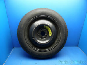 98 05 Benz W163 Ml Ml500 Ml430 Oem Spare Tire Donut Rim Wheel Tire 155 90 18