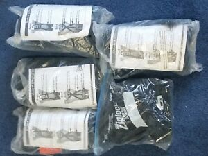 Lot Of 5 Tree Stand Hunting Full Body Harness Safety Belt