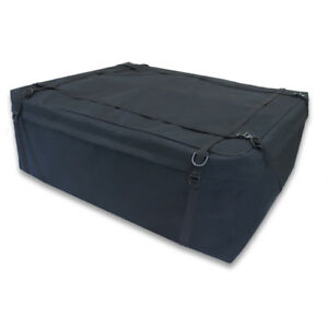 All Weather Roof Top Mount Cargo Bag Luggage Carrier Kit Fit Jeep Grand Cher Etc