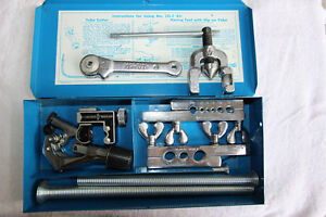 Imperial Eastman 121 f Tubing Cutter Flariing Tool Kit