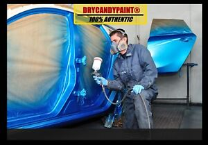 Dry Candy Paint 25g Kit For Car Automotive Pearl Paint With Pigment Hvlp