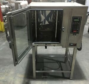 Bki Commercial Combi Oven Model Cvc106 Serial 130919 Exc Cond Looks New
