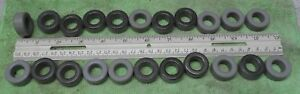 Toroidal Transformer Cores Experimenters Assorted Large Lot Free Shipping