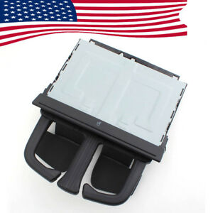 Us Ship New Fold Front Dash Drink Cup Holder For Vw Jetta Bora Mk4 Golf Gti R32