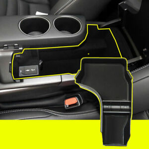 For Lexus Is250 300h 350 2014 2016 Center Console Armrest Storage Tray