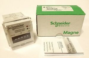 new Schneider Magnecraft Programmable Timer Timing Relay Module Tdrpro 5101
