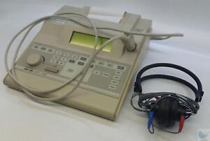 Grason stadler 1738 Gsi 38 Version 4 Tympanometer With Telephonics Earphone