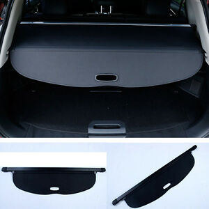 Retractable Trunk Cargo Cover Shield For Nissan Rogue Sv X trail T32 2014 2018