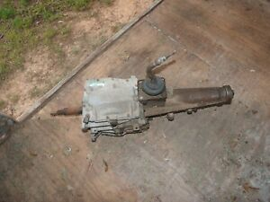 Chevrolet Borg Warner Aluminum Top Loader 4 Speed