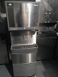Follett Symphony 25c1400a 115v 60hz Ice And Water Dispenser Sonic Ice