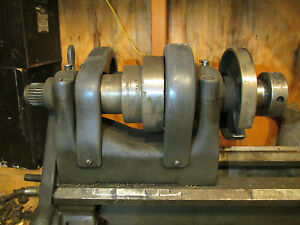 South Bend 9 Inch Metal Turning Lathe Headstock Model 405 a