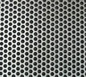 22g Perforated Stainless Steel Sheet 18 X 24 X 030