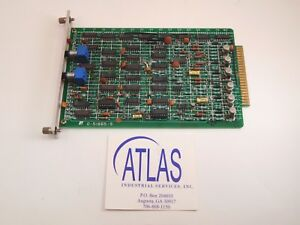 Reliance Electric 0 51865 9 Current Loop Pc Board a75