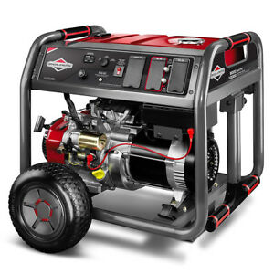 Briggs And Stratton 30664a 8000 watt 420cc Elite Gas Powered Portable Generator