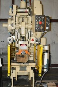 Niagara M 35 35 Ton Obi Gap Frame Stamping Punch Press