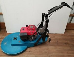 Eagle Floor Buffer Burnisher Tah024 Commercial Lp Propane 1760 Hours Honda 13 0