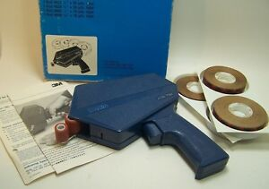 Scotch Atg Starter Pack 752 Tape Dispenser 4 Tape Rolls 1 2 3 4 3m Blue Usa
