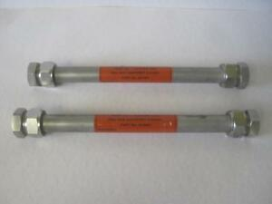 Lot Of 2 Waters Prep Lc System 500 One Inch Semi Prep Column P n 84980 Rare Lab