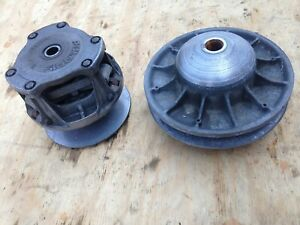 *97 polaris 500 sportsman front and back clutch