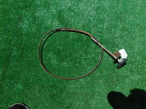 1960 S Chevrolet Truck Overdrive Cable With Handle Mounting Bracket 1966 Chevy