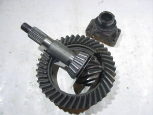 3 73 Jeep Cj Dana 30 Front Axle Ring And Pinion Gears 72 86 Oem