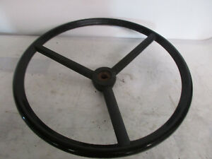 Massey Ferguson To30 Tractor Steering Wheel