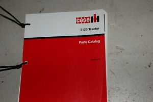 Case Ih 5120 Tractor Spare Parts Manual Book Catalog Farm List 1989 8 5671 Oem