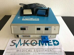 Valleylab Ligasure Electro Surgical Unit esu With Footswitch