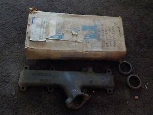 1963 1967 Ford Thunderbird Nos 390 Exhaust Manifold Lh Drivers Side C3se 9431b