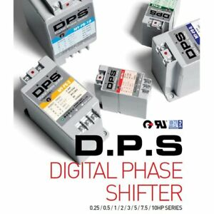Myung Youn Electronics Digital Phase Converter My ps 7 5hp Shifter