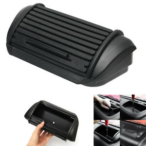Abs Dashboard Console Storage Box Holder For Jeep Wrangler Unlimited Jk 2011 Up