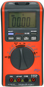 V a Va18b Auto manual Ranging Digital Multimeter With Usb Interface