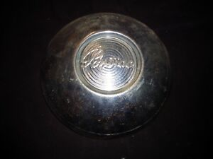 1949 1950 Pontiac Chieftain Catalina Poverty Hub Cap Dog Dish Wheel Cover