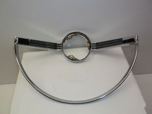1967 Fairlane Steering Wheel Horn Ring 2