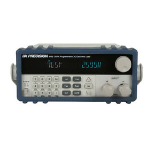 Bk Precision 8502 300w High Resolution Programmable Dc Electronic Load 220v