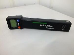 Welch Allyn Microtymp 2 Tympanometer Model 23640 Micro Tymp Handle